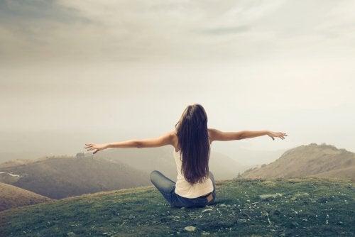 Hoy elijo que el resto de mi vida sea lo mejor de mi existencia