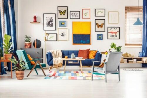 Consejos para decorar la casa con un estilo ecléctico