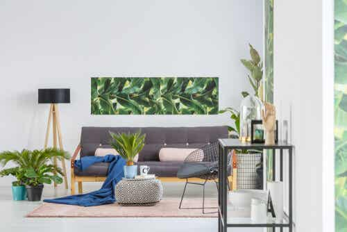 Decoración de interiores al estilo tropical: todo lo que debes saber