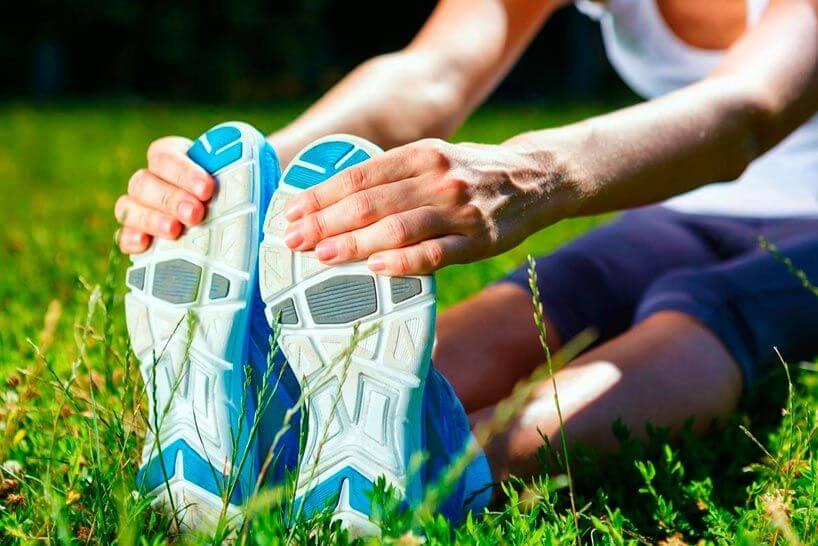 Estiramientos que te ayudarán a perder peso