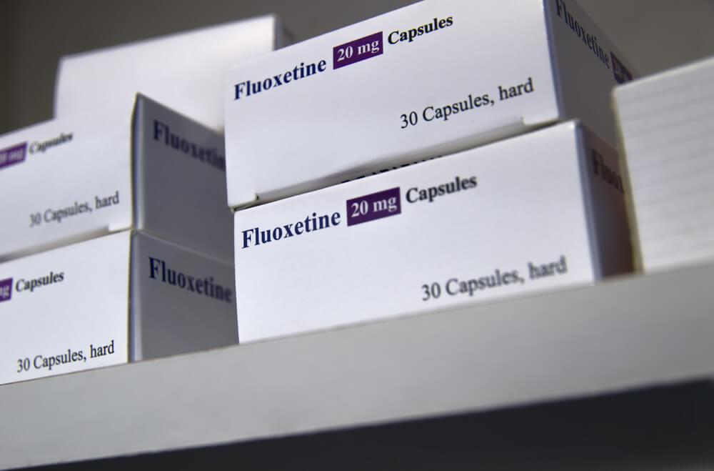 fluoxetina durante el embarazo