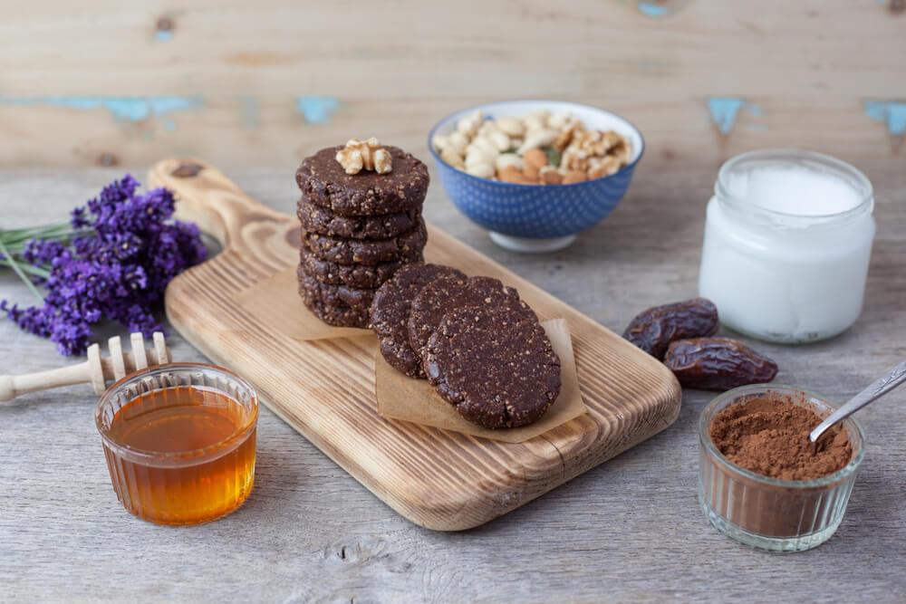 Recetas de galletas ricas en proteínas