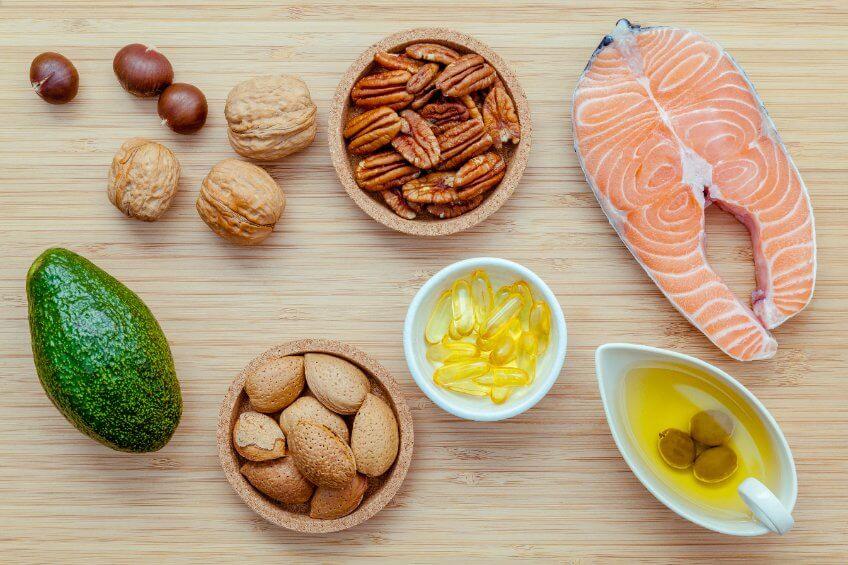 Tipos de grasas que se pueden tomar durante la dieta