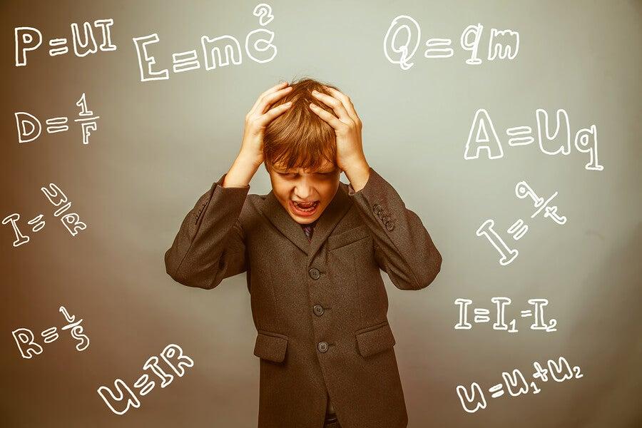 La inteligencia del niño no depende de sus notas