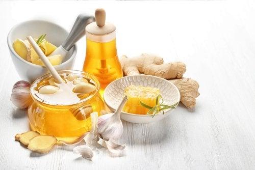 miel alimentos ricos en nutrientes