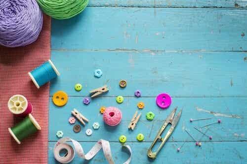 6 curiosas formas de reciclar broches de ropa