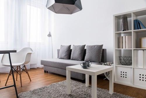 9 ideas para decorar un living pequeño que te sorprenderán