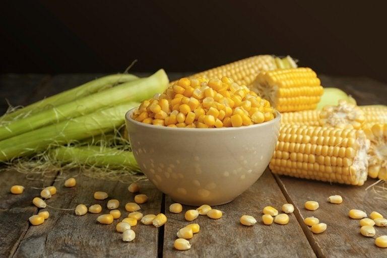 Recetas con maíz para disfrutar en el desayuno