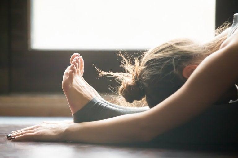 ¿Cuáles son las poses de yoga más fáciles?