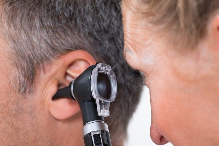 Principales causas de la infección de oído