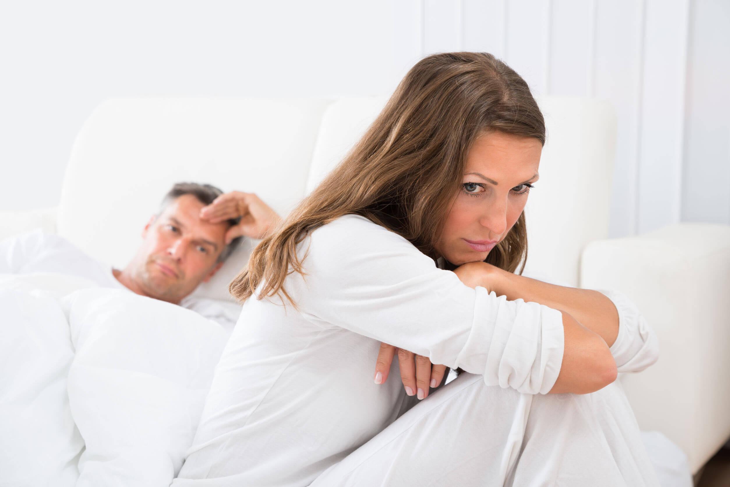 Cuando el acoso sexual comparte cama