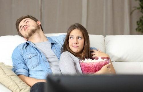 5 razones por las que parejas infelices siguen juntas