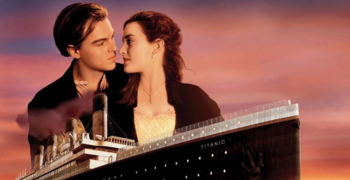 7 parejas más románticas del cine estadounidense