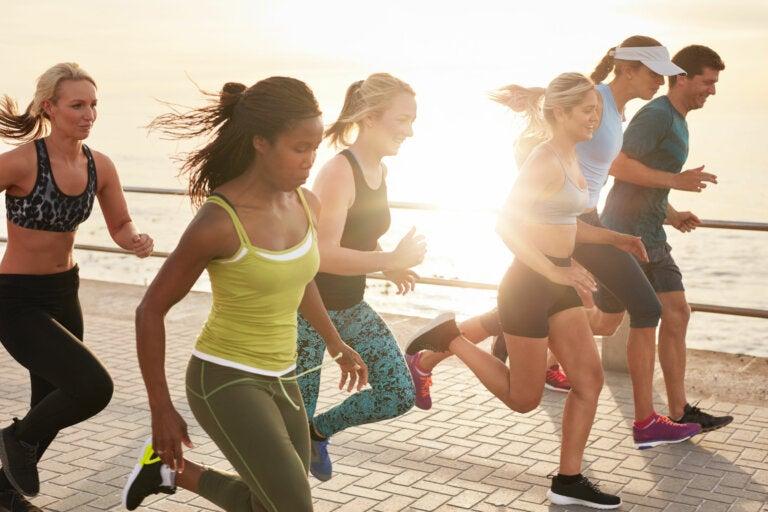 ¿El deporte mejora nuestra vida psicológica?