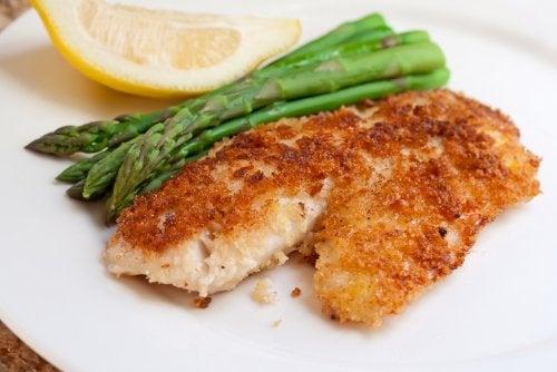 Pescado empanizado: una receta deliciosa y muy fácil de preparar