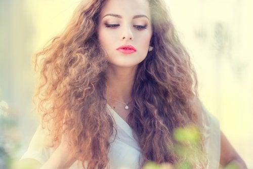 tratamiento del cabello rizado