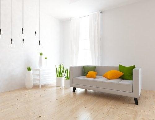 5 decoraciones minimalistas que querrás tener en casa