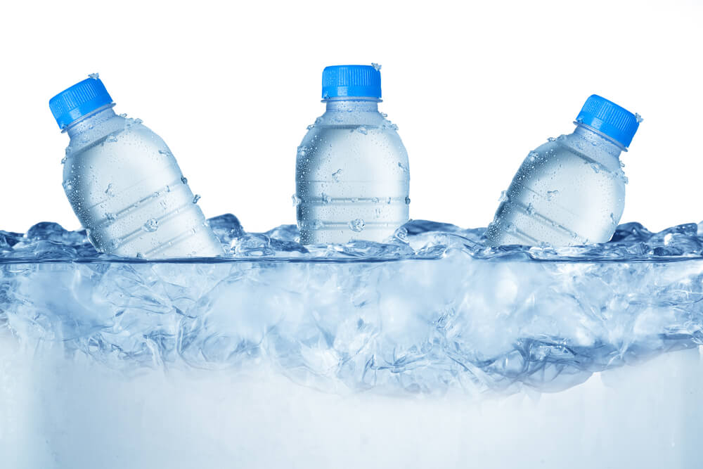 Can you burn calories by drinking ice water?