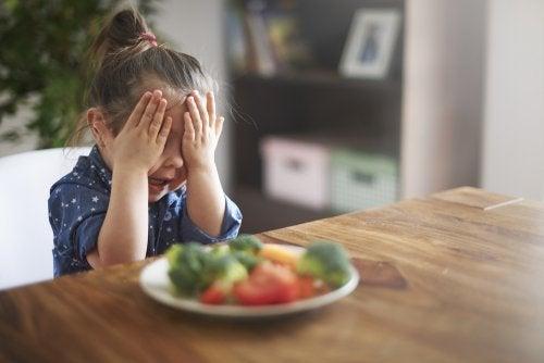 dieta de tu hijo