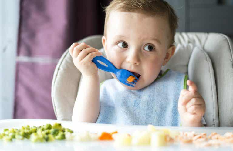 La dieta de tu hijo cambia tras cumplir 2 años