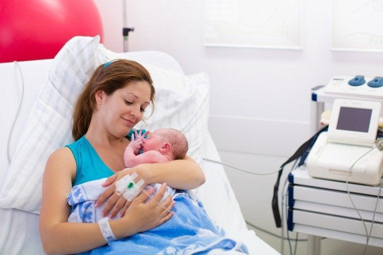 Cómo cuidar nuestro cuerpo tras dar a luz