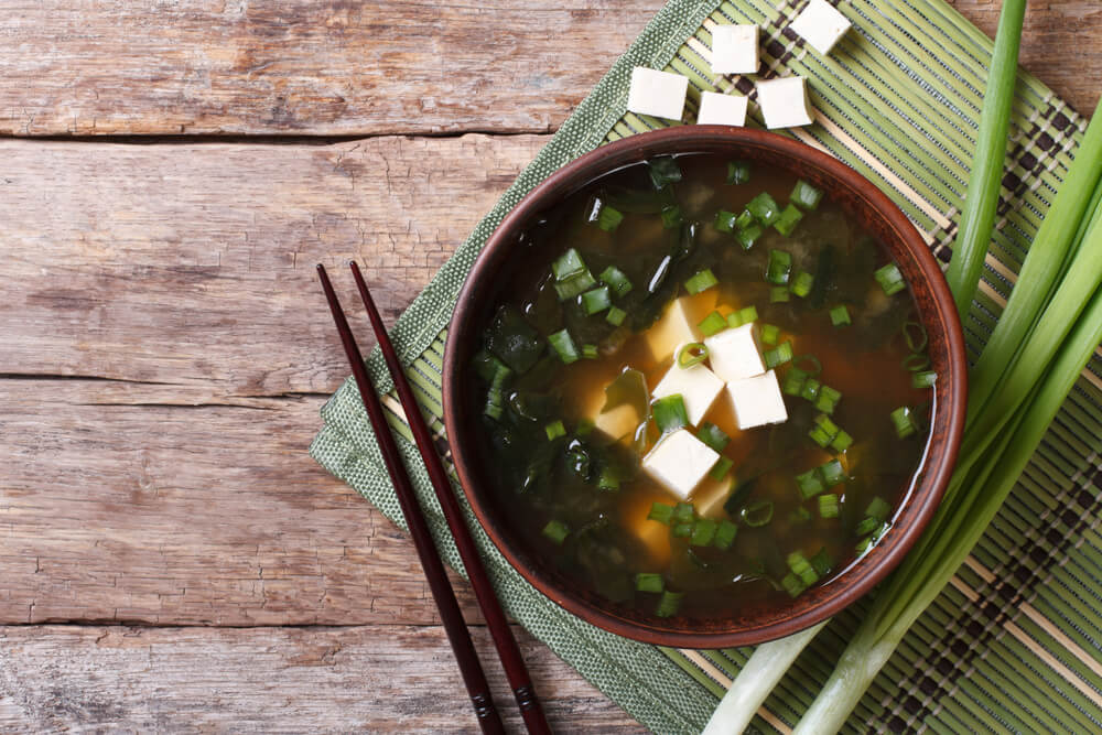Las sopas orientales son deliciosas y versátiles.