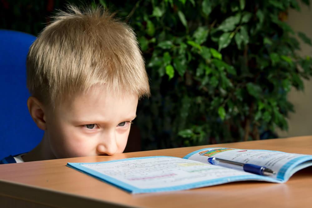 Trastorno por Déficit de Atención en niños