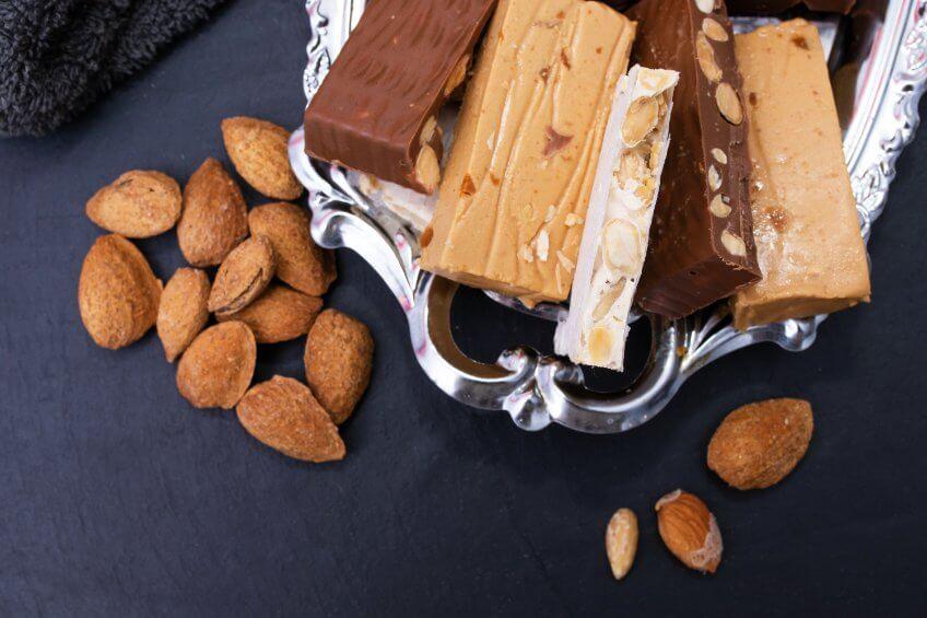 ¿Los turrones y dulces sin azúcar son una opción saludable?