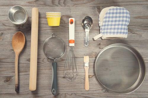 6 ideas para reutilizar los utensilios viejos de la cocina