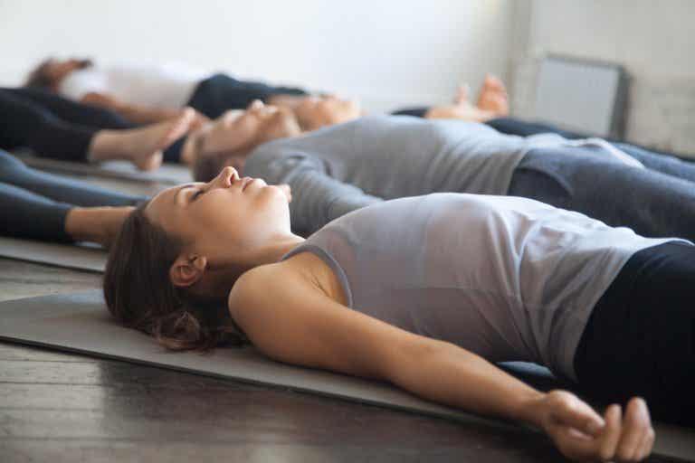 Yoga nidra, tan restaurador como el sueño