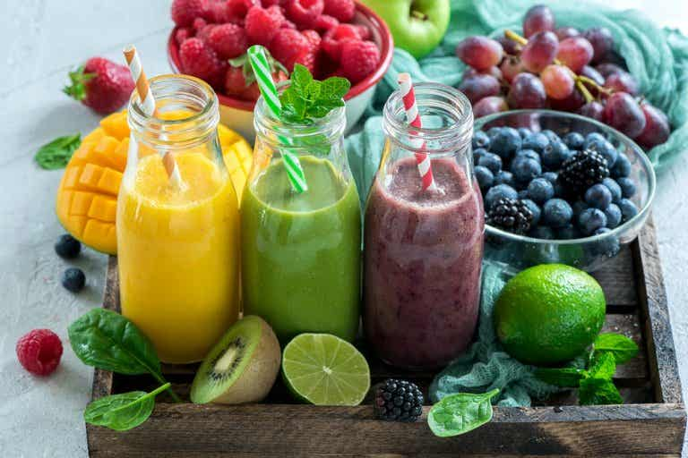 3 formas de preparar licuados veganos