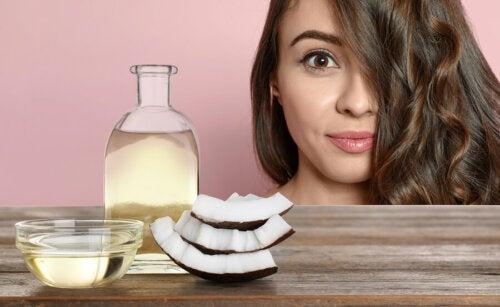 Cómo embellecer tu rostro con leche de coco