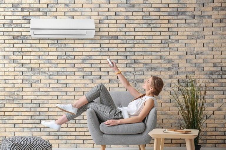 Cuál es la temperatura ideal para poner el aire acondicionado
