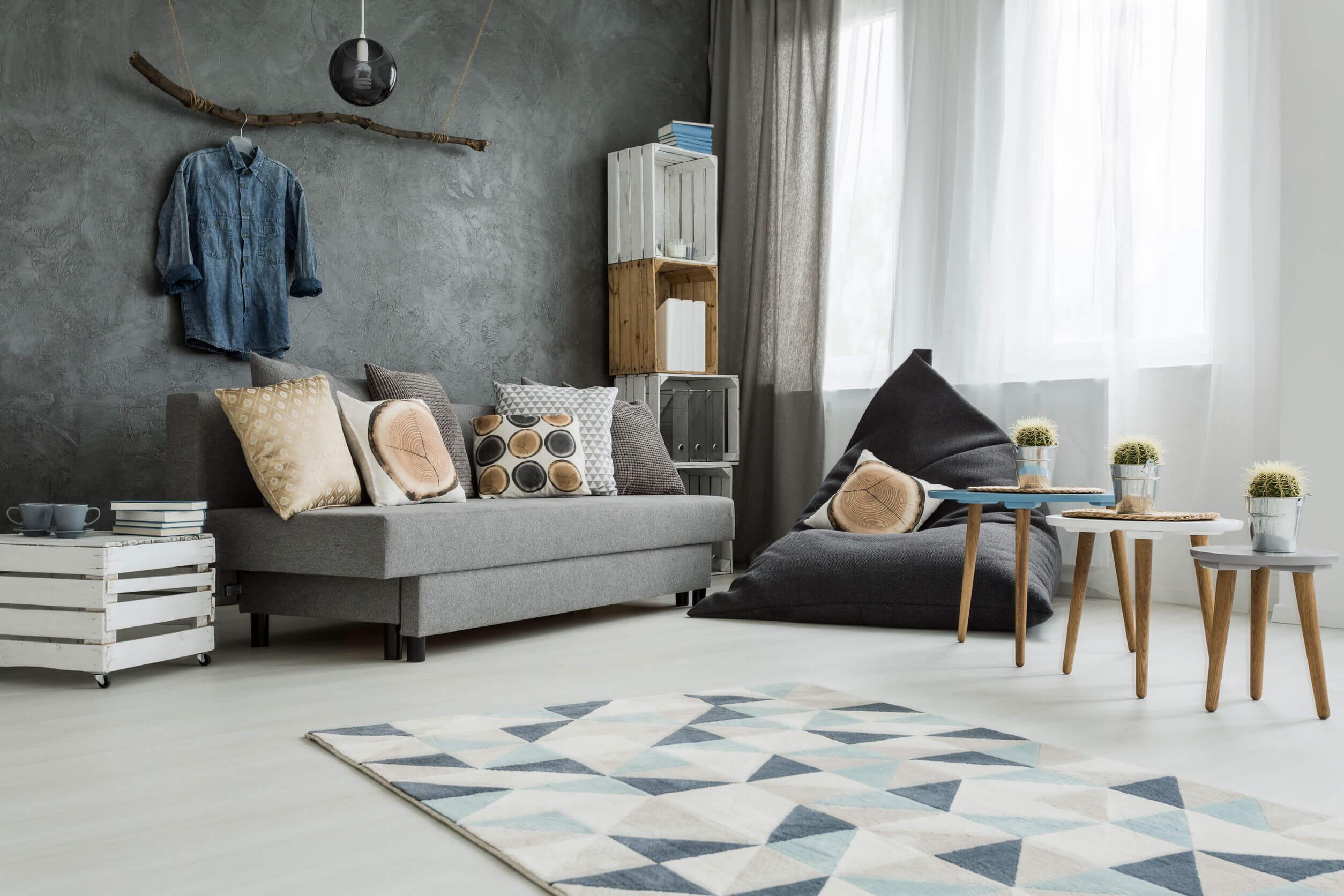 Escoge una bella alfombra