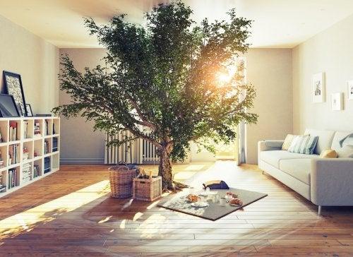 Maneras sostenibles de decorar el hogar