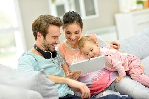 Beneficios de la música en el desarrollo de bebés