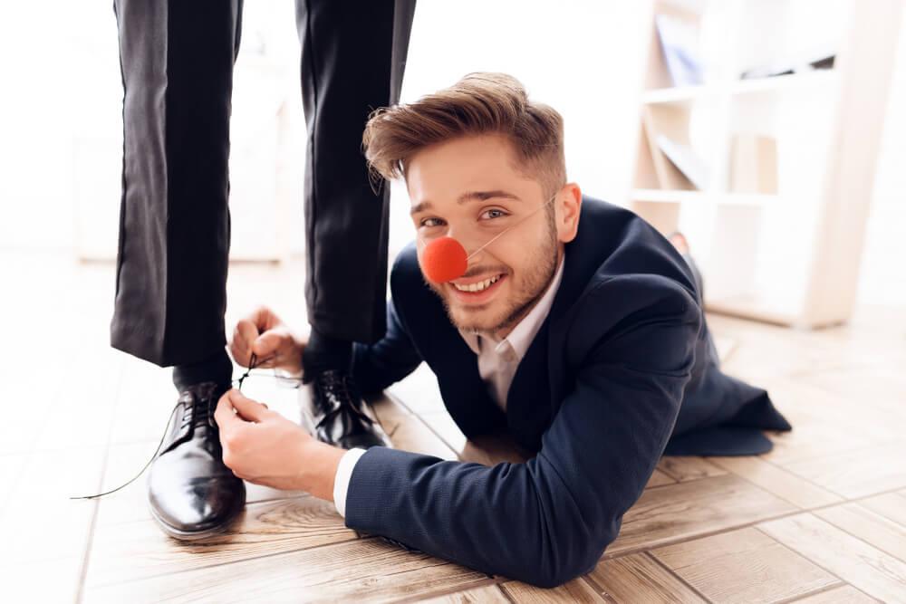 Responder bueno en una broma