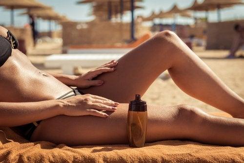 5 preguntas y respuestas para un bronceado saludable