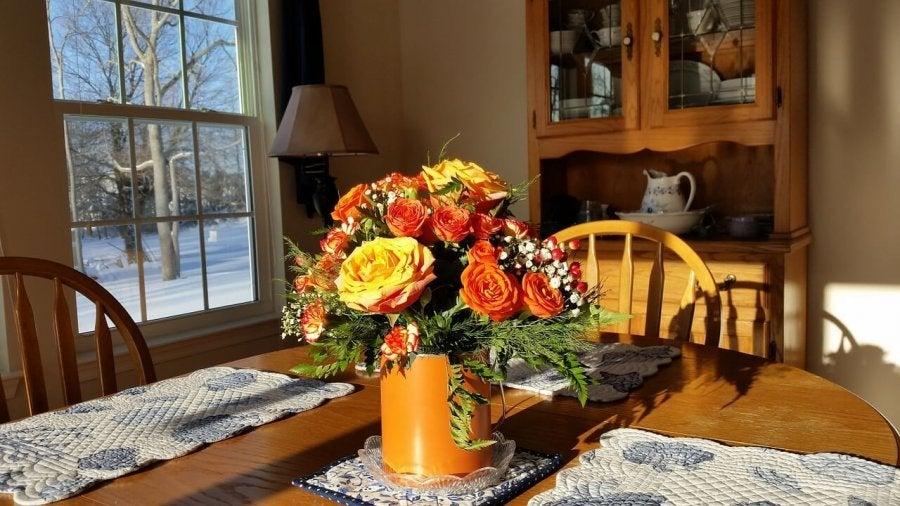 7 ideas para centros de mesa que harán lucir tus espacios