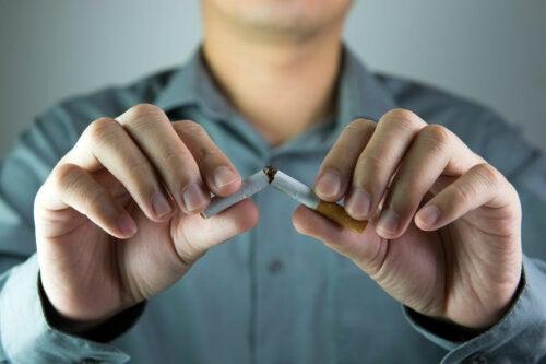 Trastornos por consumo de nicotina