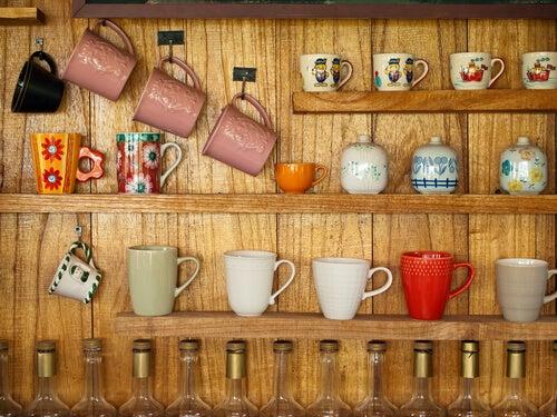 7 trucos para ahorrar espacio en la cocina