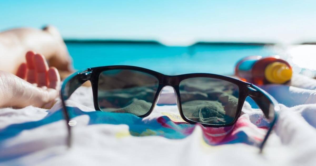 El verde es un color de cristales de gafas de sol recomendado para personas con hipermetropía o que practican deportes de invierno