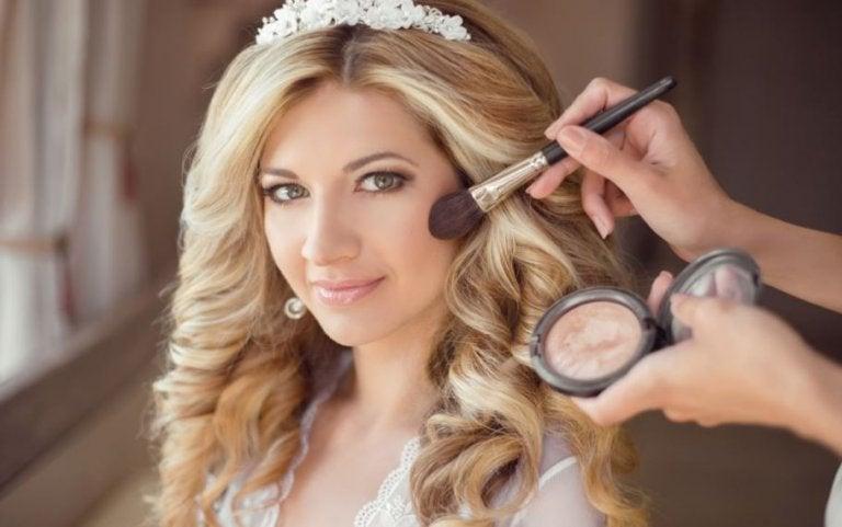 Cómo elegir maquillaje para el día de la boda