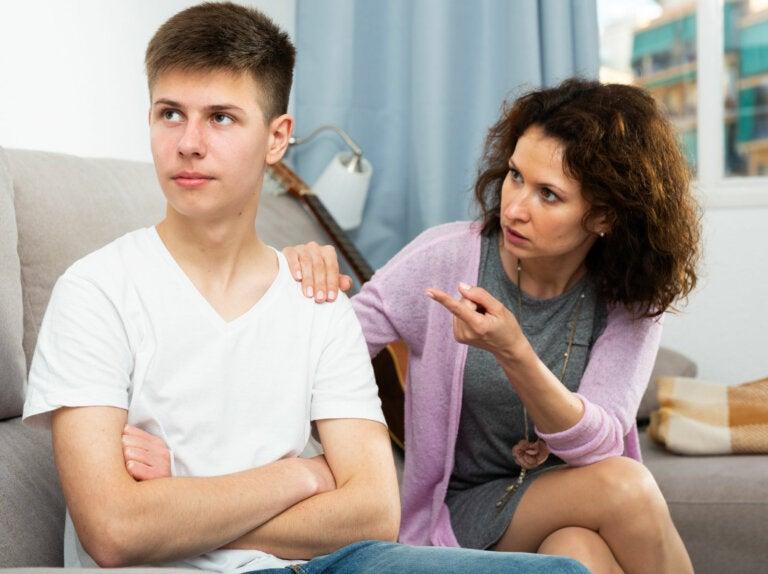 5 tips para evitar que tu hijo adolescente sea una persona conflictiva