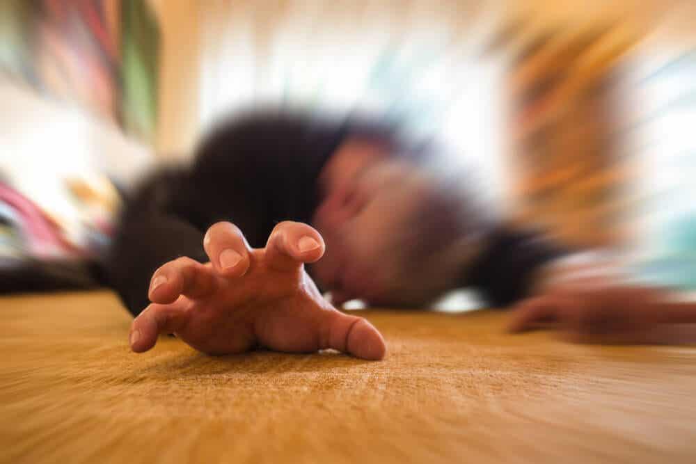 Convulsiones como efecto secundario del kambó.