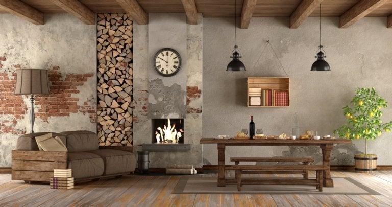 3 consejos para decorar un salón estilo vintage