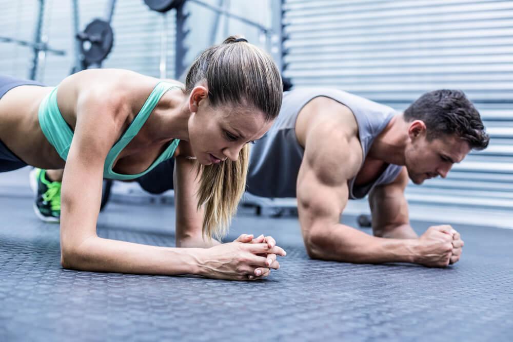 Ejercitar demasiado los músculos