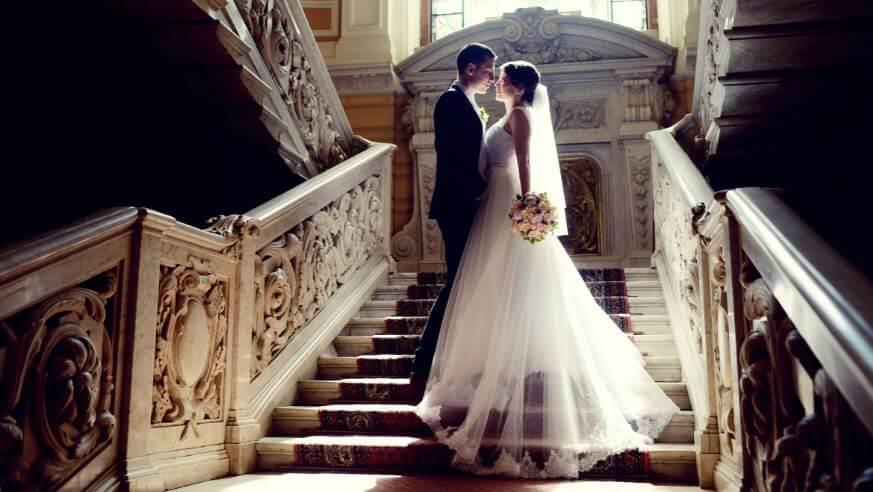 Elegir tu vestido de novia.