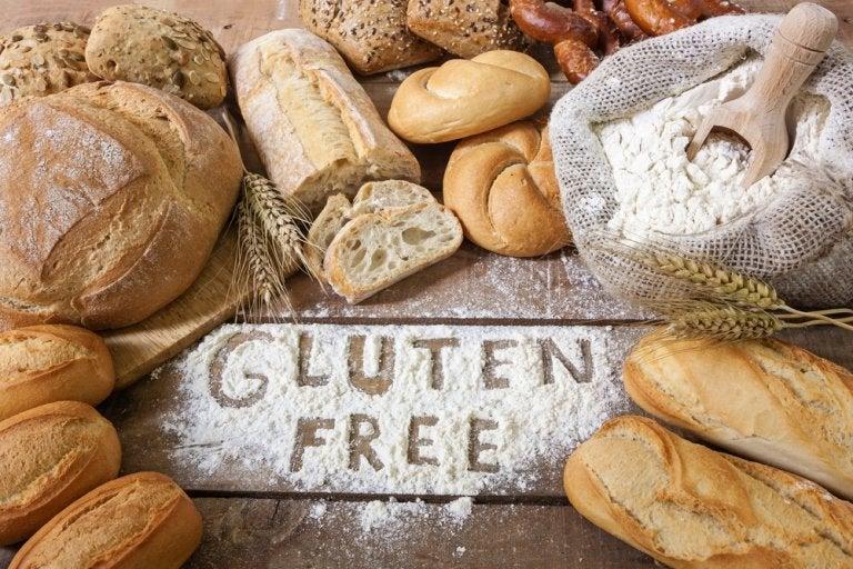 Recetas sin gluten y con carbohidratos para celiacos