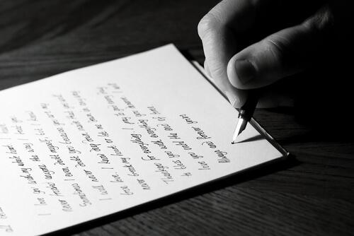 Las 4 cartas de amor más bonitas en la historia